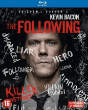 Warner Bros Home Entertainment The Following - Seizoen 3 (Blu-ray)