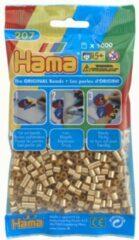 Hama beads Strijkkralen Hama - 1000 stuks - Goudkleurig