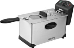 Zilveren Camry CR 4909 - Frituurpan - 3.0 liter