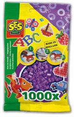 SES Creative 00709 kunst- & knutselset voor kinderen Kids' bead set 1000 stuk(s)