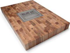 Naturelkleurige Butler Snijplank van hout 60 x 40 cm