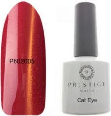 Prestige nails Prestige Cat Eye Gel Polish Sparkly Carnelian
