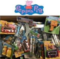 100 STUKS | PEPPA PIG XXL MIX Uitdeelcadeautjes | Peppa Pig Speelgoed Traktatie / Trakteren Kado's voor Kinderverjaardag of Kinderfeestje (100 stuks)
