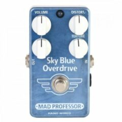Mad Professor Sky Blue Overdrive Handwired effectpedaal
