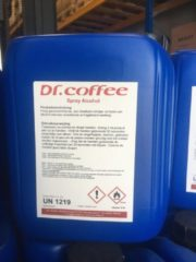 Dr. coffee Dr.Coffee alcoholspray 70% 5ltr