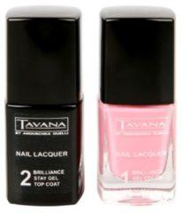 TAVANA Gel Nail Lacquer, 2 x 11 ml