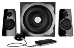 TRUST Sistema altoparlanti per PC Tytan 2.1 Subwoofer Speaker Set 60 Watt 19019