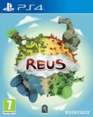 SOEDESCO REUS, PlayStation 4 Basis PlayStation 4 video-game