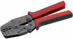 Gele Cimco CLICK N CRIMP 106052 Perstang Solar-connectoren, Geïsoleerde kabelschoenen 0.5 tot 6 mm²