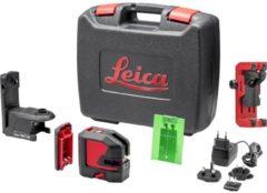 Leica Geosystems Lino L2P5G Puntlaser Zelfnivellerend Reikwijdte (max.): 35 m Kalibratie conform: Fabrieksstandaard (zonder certificaat)