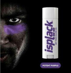 Paarse Isplack Colored Eye Black - Power Purple
