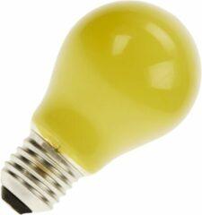 Huismerk gloeilamp Standaardlamp geel 15W grote fitting grote fitting E27