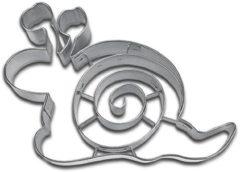 Zilveren Städter Uitsteker RVS - slak - 9cm - St�dter