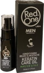 Redon-E Redone Men Conditioning Beard and Mustache Keratin Care Oil 50 ml