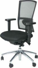 Zwarte RoomForTheNew Bureaustoel 021 NPR- Bureaustoel - Office chair - Office chair ergonomic - Ergonomische Bureaustoel - Bureaustoel Ergonomisch - Bureaustoelen ergonomische - Bureaustoelen voor volwassenen - Bureaustoel ARBO - Gaming stoel - Thuiswerke