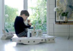 Modu speelgoed Dreamer Kit Blauw - Bouwblokken - Complete set