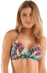 Mar Rio - Aspidistra - Bikini top - maat 38 - Meerkleurig