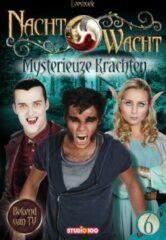 Studio 100 Nachtwacht Deel 6: Mysterieuze Krachten - Gert Verhulst