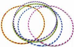HoelaHoop 1 Hoela Hoep Hoepel Glitter Diverse Kleur - 74 cm - Hoelahoep - Hula Hoop