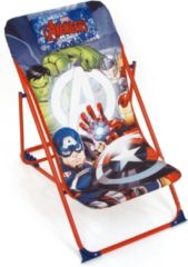 Marvel Kinderstoel Avengers Junior 61 X 43 X 66 Cm Rood