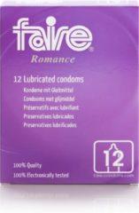 Transparante Faire Romance Euroglider Condooms 36 stuks (3 x 12 condooms)