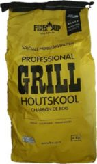 Fire-Up Professional Grill restaurant houtskool 4 kg