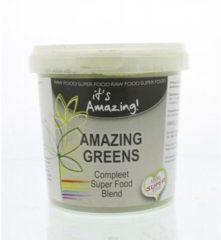 Groene Its Amazing It's Amazing Amazing greens 300 Gram