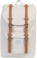 Herschel Rucksack mit Laptopfach, »Little America Backpack, Pelican, Mid Volume«