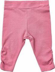 Roze Minymo - baby legging - model hai - mellow mauve legging