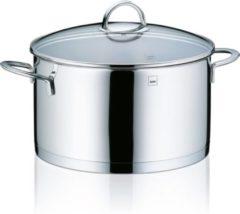 Zilveren Kookpan hoog 24 cm - RVS - Kela | Cailin