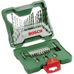 Bosch accessoire Bosch X-Line borenset - 33-delig - Voor hout, metaal en steen