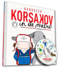 Ons Magazijn Kabouter Korsakov 2 - Kabouter Korsakov in de metro