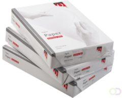 Kopieerpapier Quantore a4 80gr wit 500vel - 5 pakken - 2500 vellen