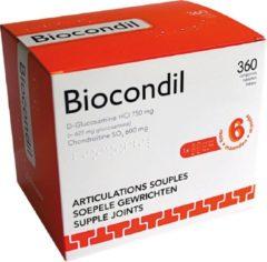 Trenker Biocondil chondroitine/glucosamine vitamine C 360 Tabletten
