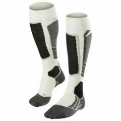Falke - Women´s SK 2 - Skisokken maat 37-38 wit/zwart/grijs