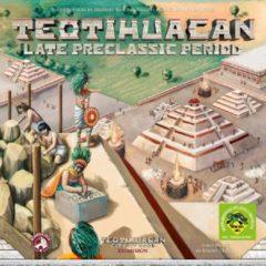 Jumping Turtle Games Teotihuacan: Late Preclassic Period (+taalpak)