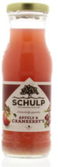 Schulp Appel & Cranberry Sap (200ml)
