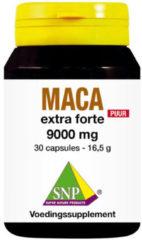 Snp Maca Extra Forte 9000 Mg Puur (30ca)