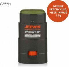 JEEWIN Technical Sportscare JEEWIN Sunblock Stick SPF 50 - GROEN | ook geschikt voor bescherming tattoo