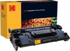 Zwarte KODAK Toner Cartridge Black 9000 Pages HP CF287A/87A