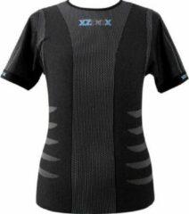 Xzoox Thermoshirt Korte Mouw Zwart Maat: S-M