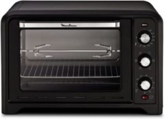 Zwarte Moulinex Tournebroche Optimo OX485810 - Mini oven
