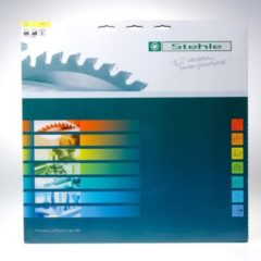 Stehle Cirkelzaagblad widia 60 tanden WS-ZWS diameter 400 x 25mm (Prijs per stuk)