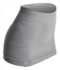 Nierenwärmer Basic-tube - Grey Melange kidneykaren grey