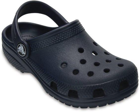 Afbeelding van Blauwe Crocs Classic slippers Slippers - Maat 23/24 - Unisex - blauw