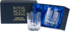 Royal Scot Crystal Presentationbox London