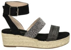 Dolcis dames sandaal - Zwart - Maat 38