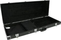 Bent u op zoek naar een zwarte, universele gitaarkoffer om eventueel meerdere elektrische gitaarmodellen in te kunnen vervoeren? Dan is de Fazley GC 500 een zeer betaalbaar optie om uw elektrische solidbody in te plaatsen.