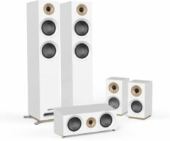 Jamo S 807 HCS Surround set Wit