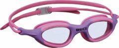 Paarse Beco zwembril Biarritz polycarbonaat meisjes roze/lila